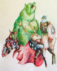 Fur- Avengers
